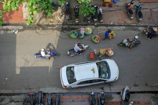 Hanoi, Vietnam (2008)